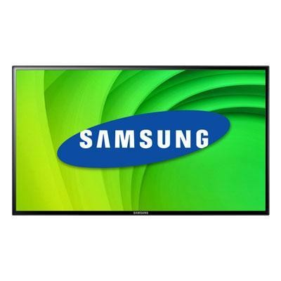"Samsung 46\"" Black  LCD TV"