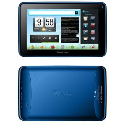 "Prestige 7"" Tablet Blue ICS"