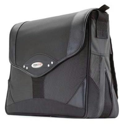 Prem Messenger Bag Charcoal/bk