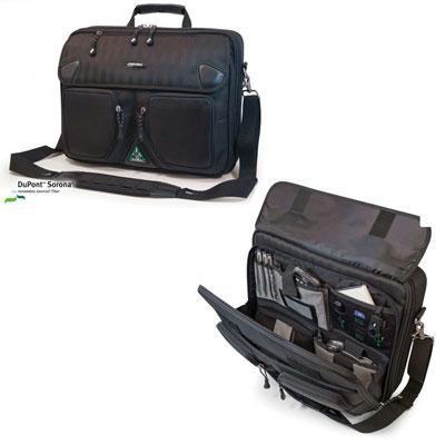 """Scanfast Messenger Bag BLK 16"""""""