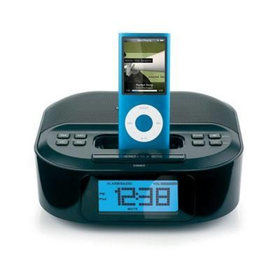 Am/fm Clock Radio Ipod Dock