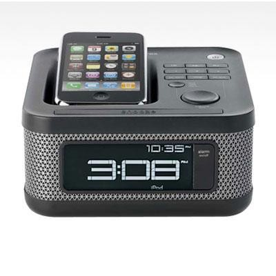 iPod/iPhone Mini Alarm Clock
