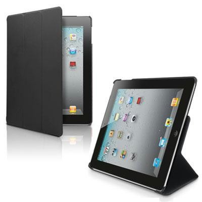 Microshell Folio Ipad2 Black