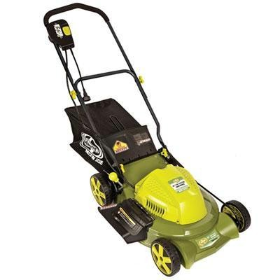 "20"" 3 In 1 Electric Lawn Mower"