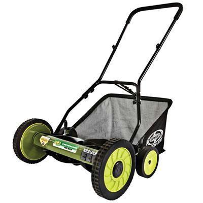 """18"""" Manual Reel Mower"""