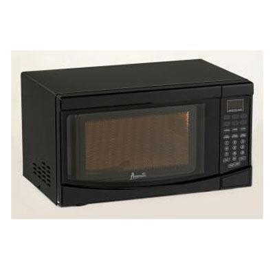 A .7cf 700 W Microwave Bk Ob