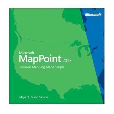 Mappoint 2013 Win32 N American