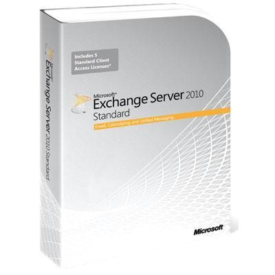 Exchange Srv Std 2010 X64 5clt