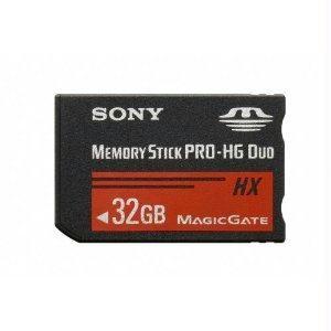 32GB MS PRO HG DUO HX High Spe