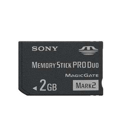 2GB MS PRO Duo Mark2 Media