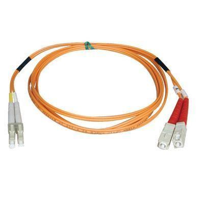 1M Duplex LC/SC 62.5/125 Fiber