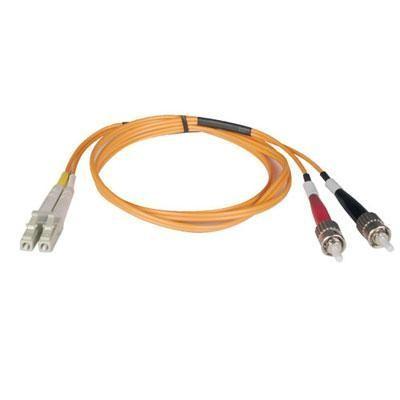 1m Duplex Lc/st 62.5/125 Fiber