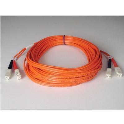 1m Duplex Sc/sc 50/125 Fiber