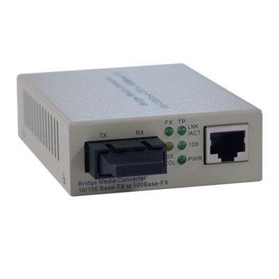 10/100 Mbps Ethernet To Fiber