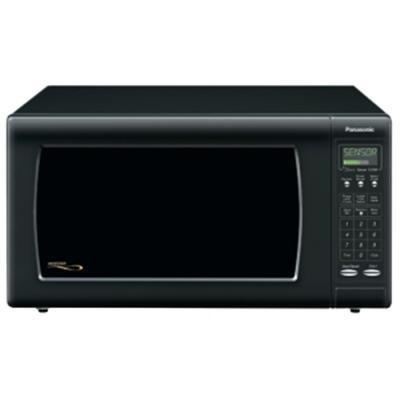 1.6cf Microwave- Black