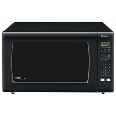 2.2cf Microwave- Black