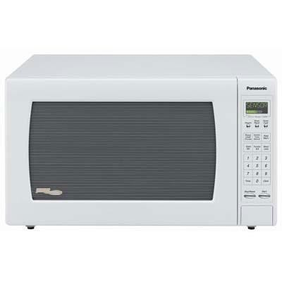 2.2cf Microwave- White