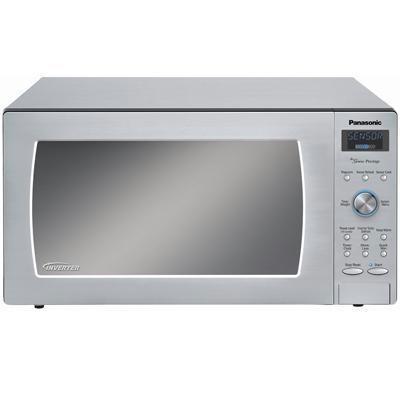 1.6cf 1250w Microwave- Ss
