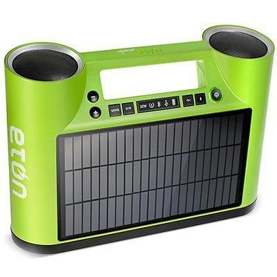 Rukus Solar Sound System Green