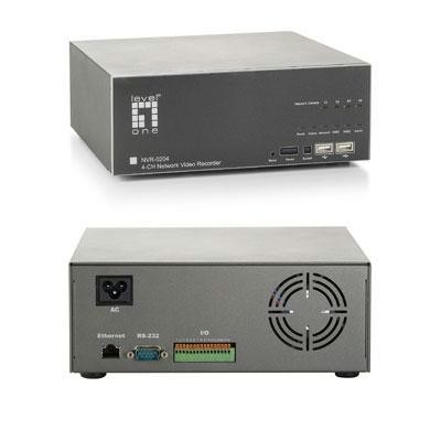 4-CH Network Video Recorder