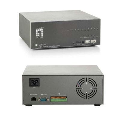 8-CH Network Video Recorder