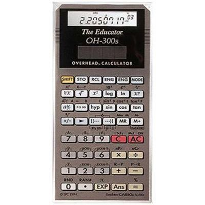 Overhead Calc For Fx300es