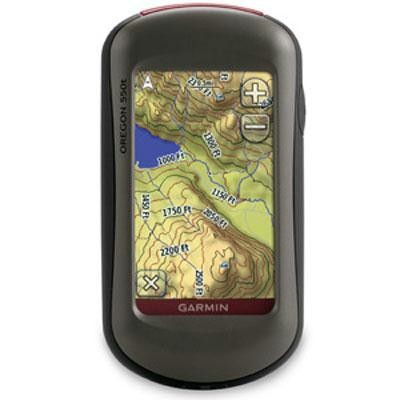 Oregon 550t Gps