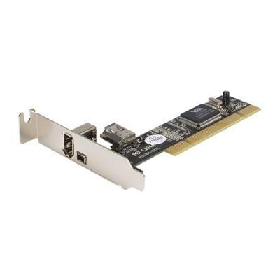3 Port Firewire Pci Card