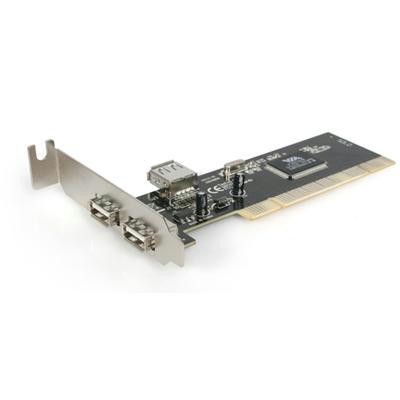 Lp 2-port Usb 2.0 Pci Card