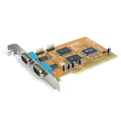 2-Port Dual Volt Serial Card