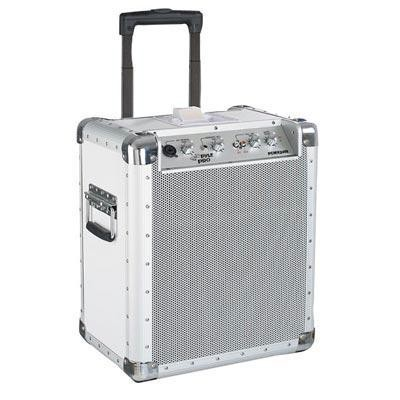 Battery Powered Port PA Sys