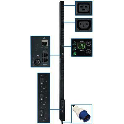 PDU 3-Phase Monitored