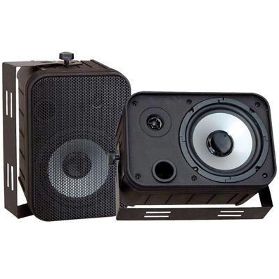 "Outdoor 6.5\"" Black Speaker Mo"