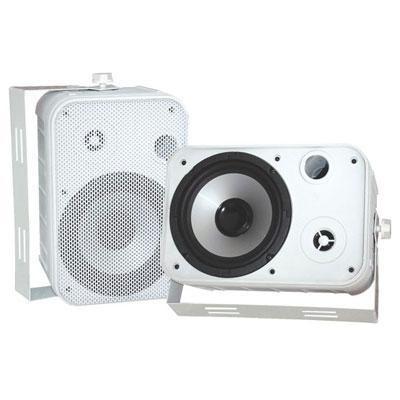 """6.5\"""" Indoor/Outdoor Speakers"""