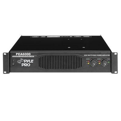 2000W Pro Audio Amplifier