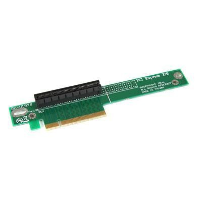 PCI-Exp Riser Card x8 Left