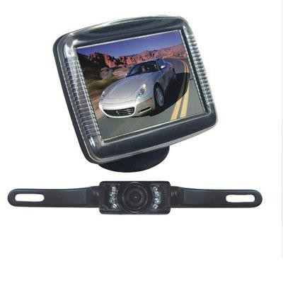 Mount Monitor w/RearviewCamera