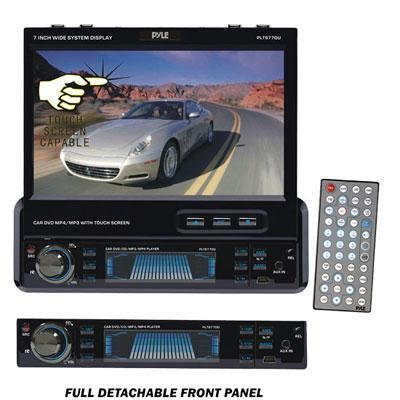 "7"" Single DIN Touch Screen"