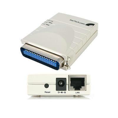 1 Port Parallel Print Server