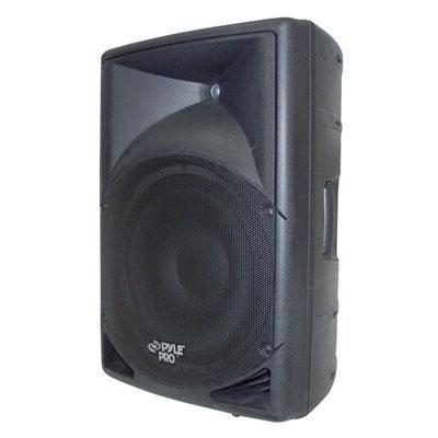 """15\"""" Amplified 2-Way PA Speaker"""