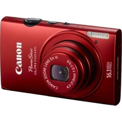 PS ELPH 110HS 16.1 MP--Red