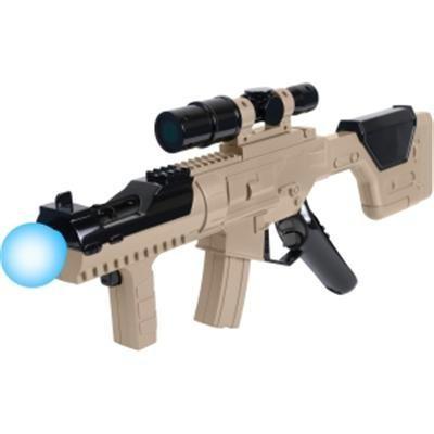 Submachine Gun PS Move