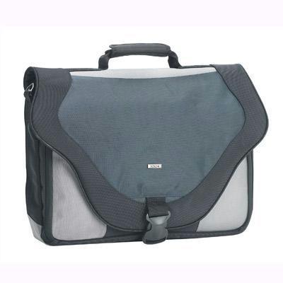 """17\"""" Laptop Messenger Bag Blue"""