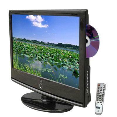 """22\"""" Hi-Def LCD TV w/DVD"""