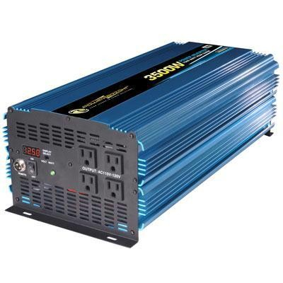 12v 3500w Power Inverter