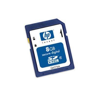 8gb Hp Sdhc Card