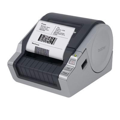 "Network 4"" Wide Label Printer"