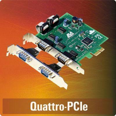 Four Port Serial PCI-E