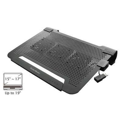 Notepal U3 Black Aluminum