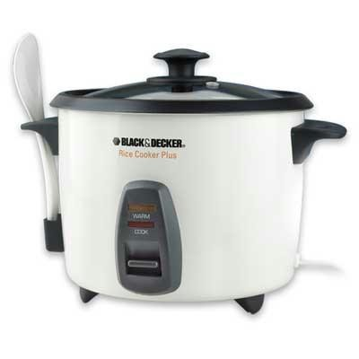 Bd 16c Rice Cooker Wht